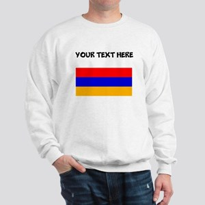 Custom Armenia Flag Sweatshirt
