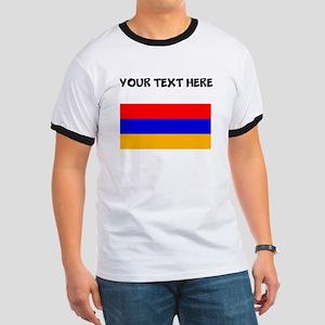Custom Armenia Flag T-Shirt