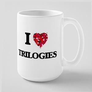 I love Trilogies Mugs