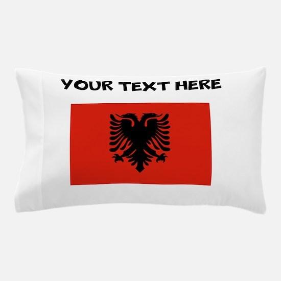 Custom Albania Flag Pillow Case