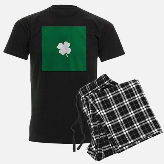 St Patricks Day Shamrock Pajamas