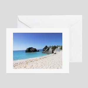 Bermuda Beach - Cards (Pk of 10) Greeting Cards