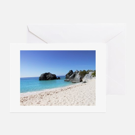 Bermuda Beach - Cards (Pk of 10) Greeting Cards