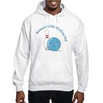 Mommy BB (Blue) Hooded Sweatshirt