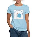 Mommy BB (Blue) Women's Light T-Shirt
