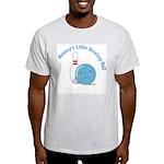 Mommy BB (Blue) Light T-Shirt