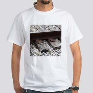 Railroad Track T-Shirt