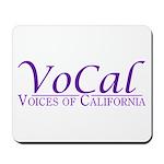 Vocal Mousepad