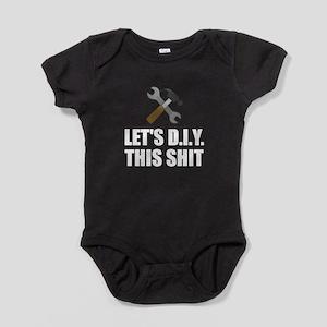 Do It Yourself Baby Bodysuit