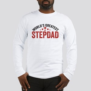 World's Greatest Stepdad Long Sleeve T-Shirt