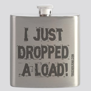 I Just Dropped a Load NEW - Light Colors Flask