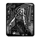 House of Zombies Mousepad