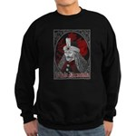 Vlad Dracula Gothic Sweatshirt (dark)