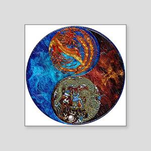 Harvest Moons Firebird & Dragon Sticker