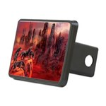 Wolves Of Future Passed Rectangular Hitch Cover