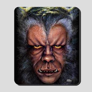 Werewolf Curse Mousepad