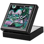 Mermaid Siren Atlantis Pearl Keepsake Box