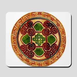 Harvest Moons Celtic Mandala Mousepad