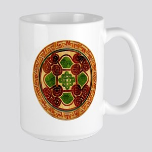 Harvest Moons Celtic Mandala Mugs