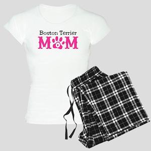Boston Terrier Mom Pajamas