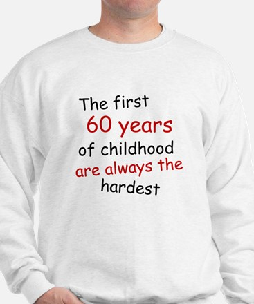 The First 60 Years Of Childhood Jumper