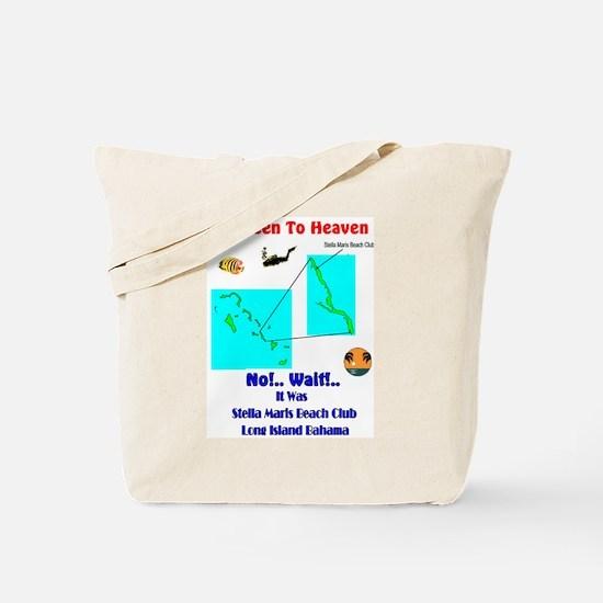 Cute Stella maris resort club Tote Bag