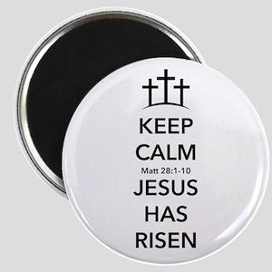 Risen Jesus Magnet