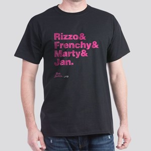Pink Names Dark T-Shirt