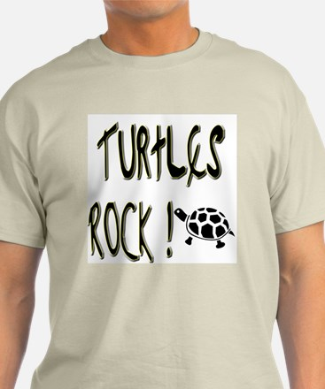 Turtles Rock ! T-Shirt