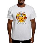 Coutinho Family Crest  Light T-Shirt