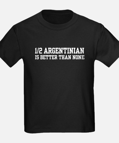 1/2 Argentinian T