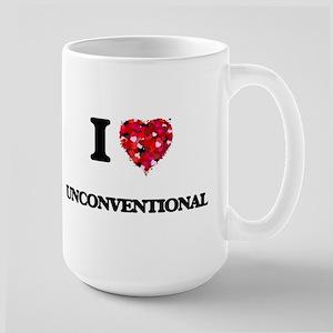 I love Unconventional Mugs