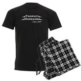 Trophy husband 2001 Men's Dark Pajamas