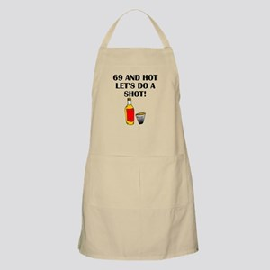 69 And Hot Apron