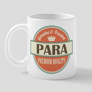 Paraeducator Para Mug