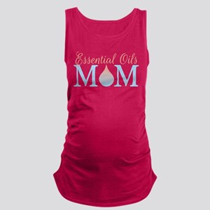 Essential oils Mom Maternity Tank Top