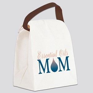 EO mom napeach Canvas Lunch Bag