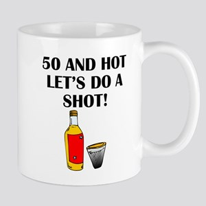 50 And Hot Mugs
