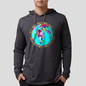 Rainbow World Unity Long Sleeve T-Shirt