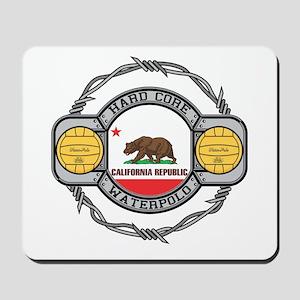 Hard Core California Volleyball Mousepad