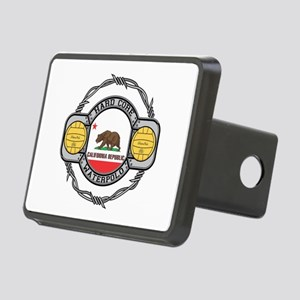 Hard Core California Volle Rectangular Hitch Cover