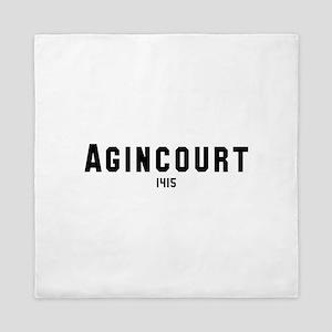 Agincourt Queen Duvet