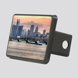 Detroit HDR Skyline II - R Rectangular Hitch Cover