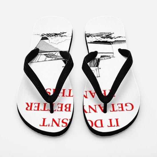boating Flip Flops