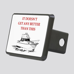 boating Hitch Cover