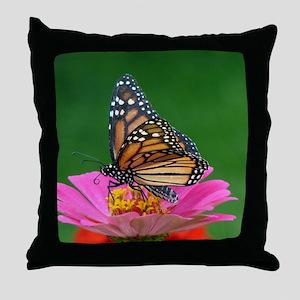 Royal Monarch Throw Pillow