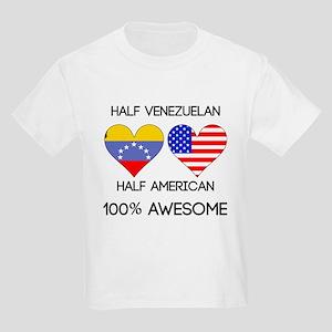 Half Venezuelan Half American T-Shirt