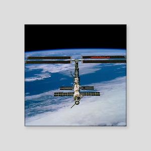 Space Solar Panels Sticker
