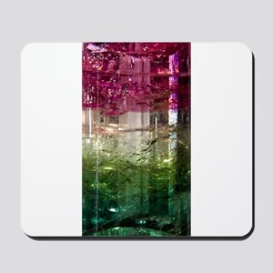 Elbaite-Melon-Crystal-Art Mousepad