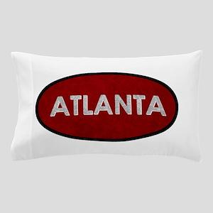 ATLANTA Red Stone Pillow Case